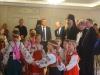 Ансамбль Журавушка на выступлении в Совете Федерации Федерального Собрания Российской Федерации