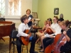 Концерт выпускников в музее В.Я.Шебалина
