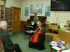 концерт в библиотеке