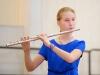 Отчетный концерт отдела духовых и ударных инструментов