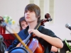Отчетный концерт школы 22 марта 2014г.