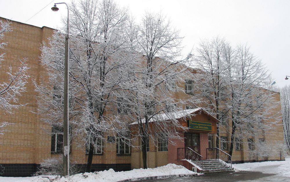 Детская музыкальная школа  им. В.Я. Шебалина