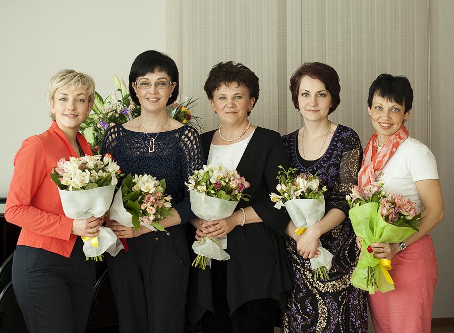 Преподаватели хорового отдела