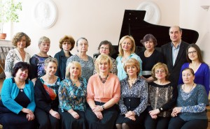 Преподаватели фортепианного отдела