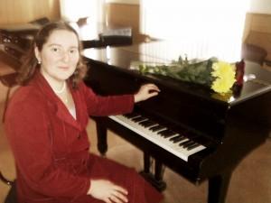 Мария Лебеденко (правнучка В.Я. Шебалина)